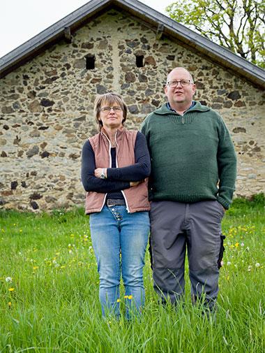 Manuela und Klaus Berndl